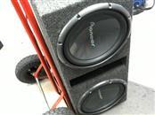 "PIONEER ELECTRONICS Car Speakers/Speaker System CHAMPION SERIES PRO 12"""